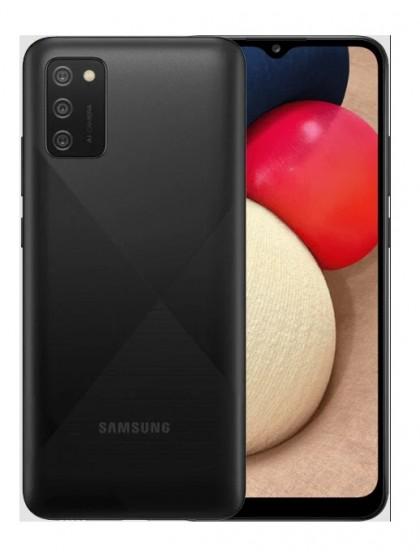 SAMSUNG A02 S 32GB BLACK