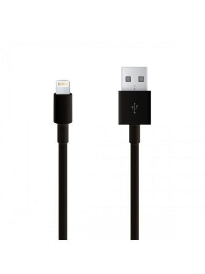 USB CABLE IPHONE  BLACK